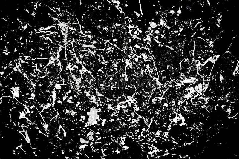 Abstract black and white texture stock image