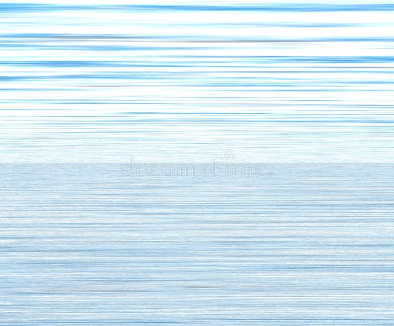 Abstract Blue. Blue lines forming a texture like illustration royalty free illustration