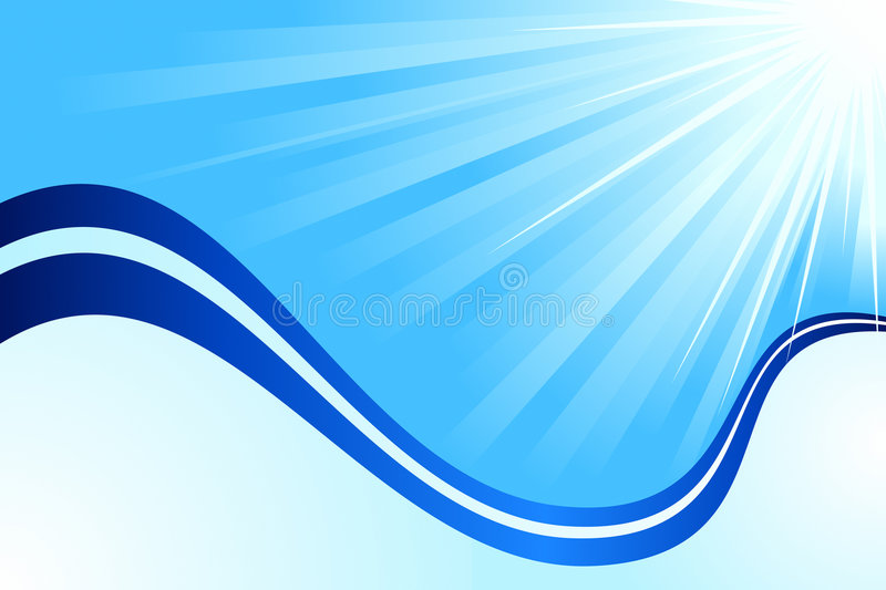 Download Abstract Blue stock vector. Image of background, curve - 6388421