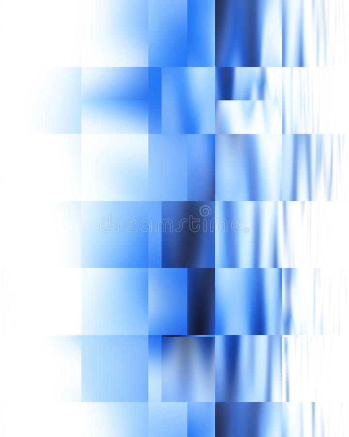 Download Abstract blue background stock illustration. Illustration of flow - 10209469