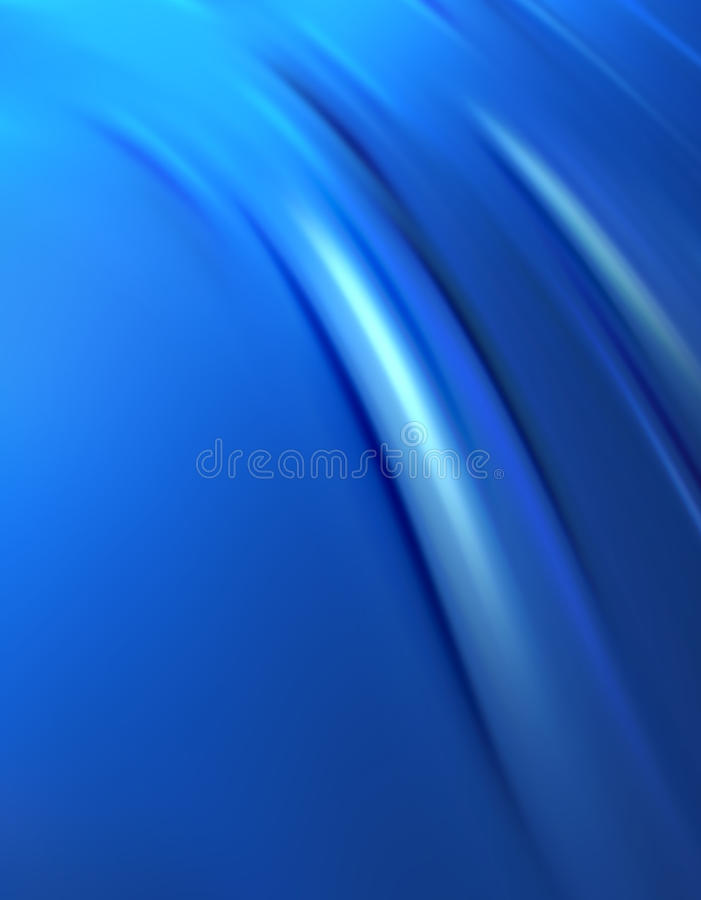 Abstract blue background. Abstract blue and white background vector illustration