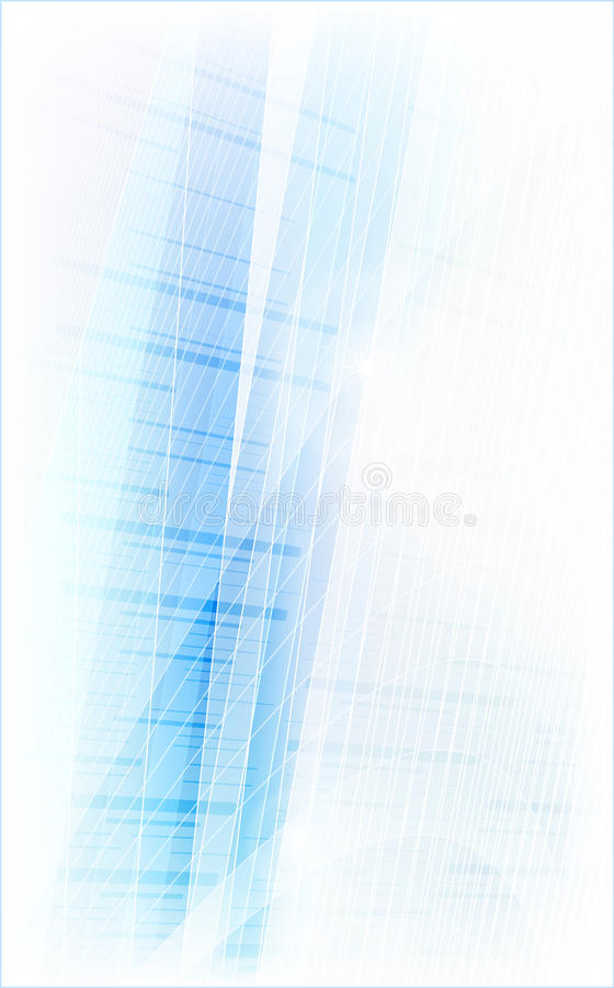 Abstract Blue Background. Stock Image