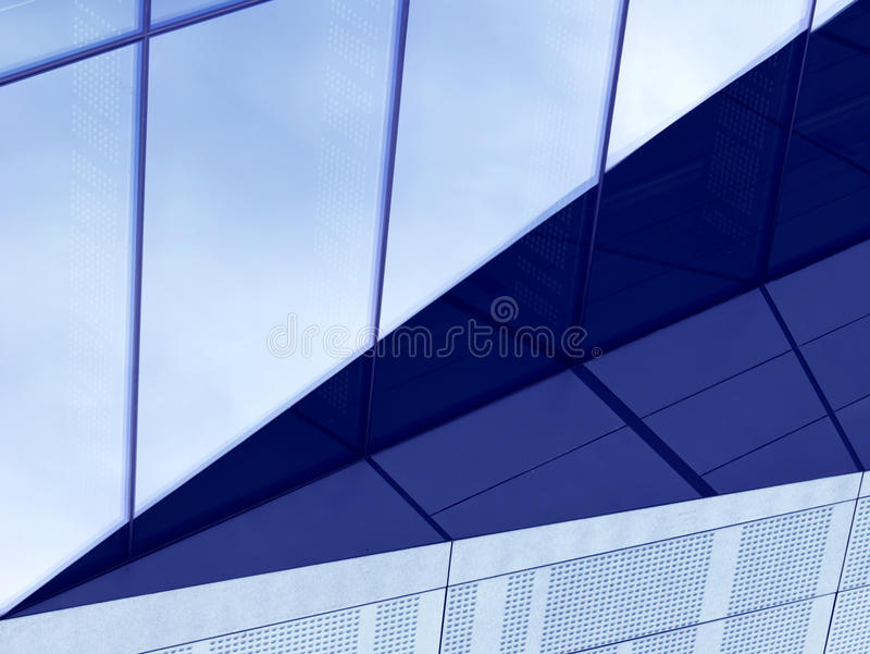 Download Abstract blue background stock image. Image of building - 25245705