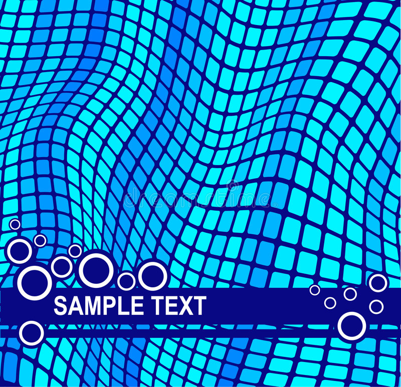 Download Abstract blue background stock vector. Image of illustration - 4852058
