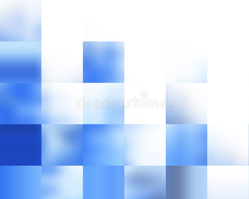 Abstract blue background royalty free illustration