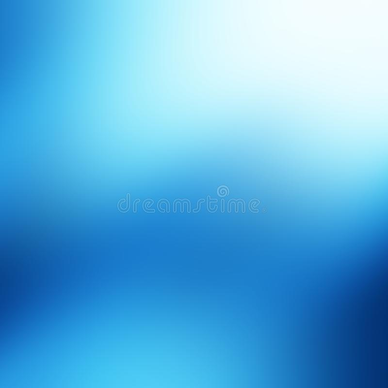 Free Abstract Blue Background, Magic Blue Blur Abstract Background, Abstract Blue Gradient Background, Blur Smooth Texture For Website Stock Image - 150114191