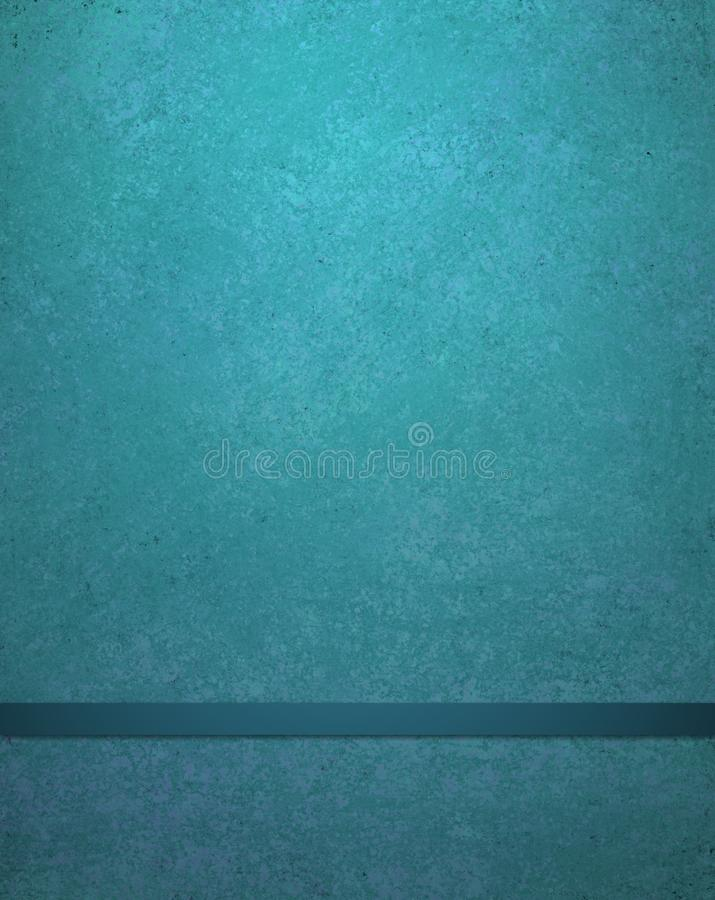 Abstract blue background with ribbon royalty free stock photo