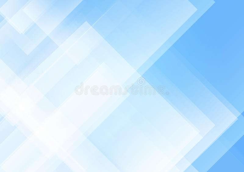 Abstract Blue Background. Vector Illustration royalty free illustration