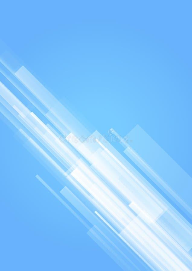 Abstract Blue Background. Vector Illustration vector illustration