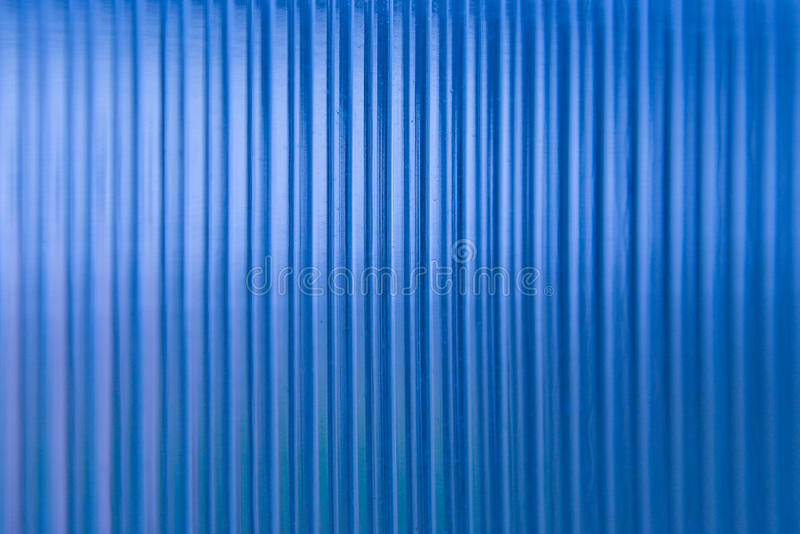 Abstract blue background with vertical lines, copy space for text royalty free stock images
