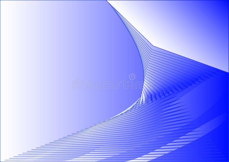 Download Abstract_blue_background1 ilustración del vector. Ilustración de decoración - 7283926