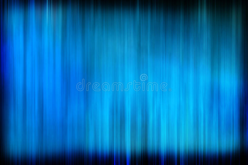 Abstract blue blur with a frame royalty free stock image