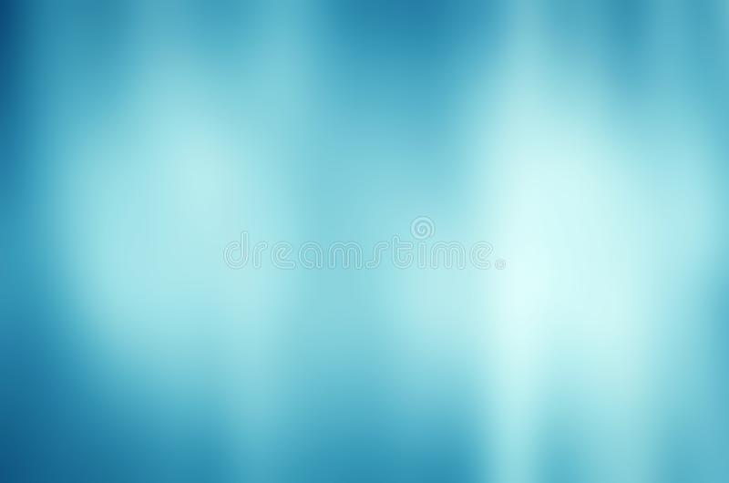 Abstract blue blur gradient background stock images