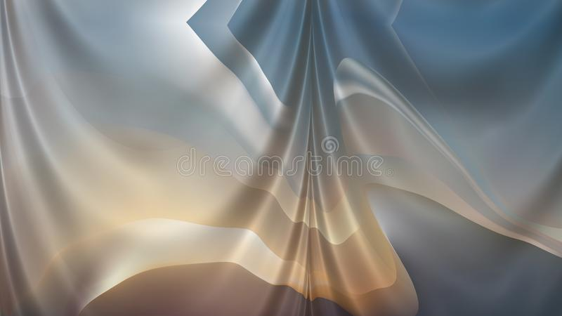 Abstract Blue and Brown Texture Background Image Beautiful elegant Illustration graphic art design Background. Image vector illustration