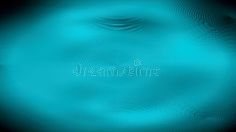 Abstract blue 3d wave background stock photography