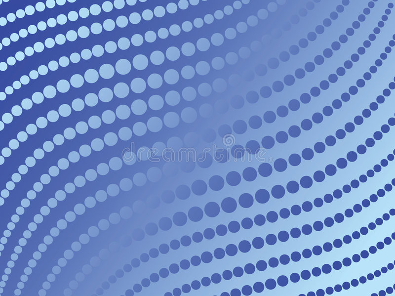 Abstract blue dots,vector vector illustration