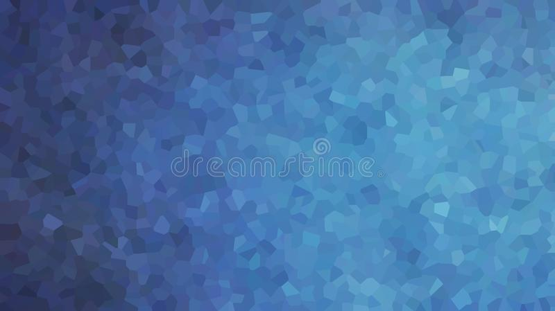 Abstract blue dotted gradient background. Abstract blue art dotted gradient background stock photo