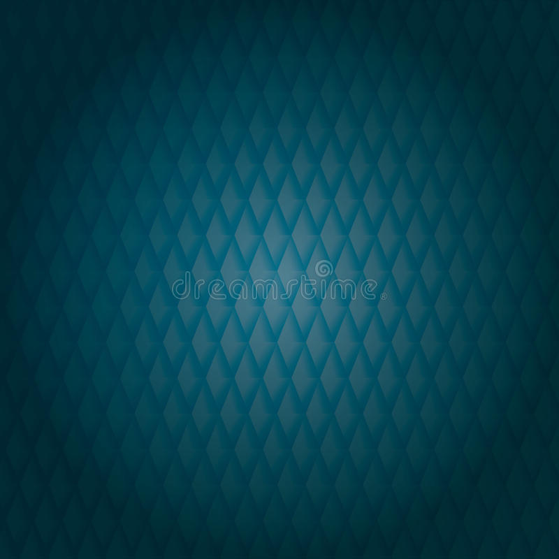 Abstract blue and gray pattern royalty free illustration