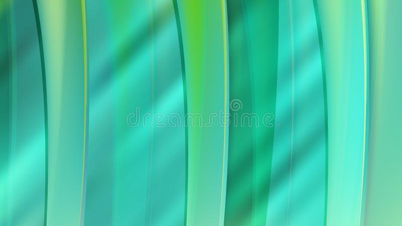Abstract Blue and Green Graphic Background stock photo