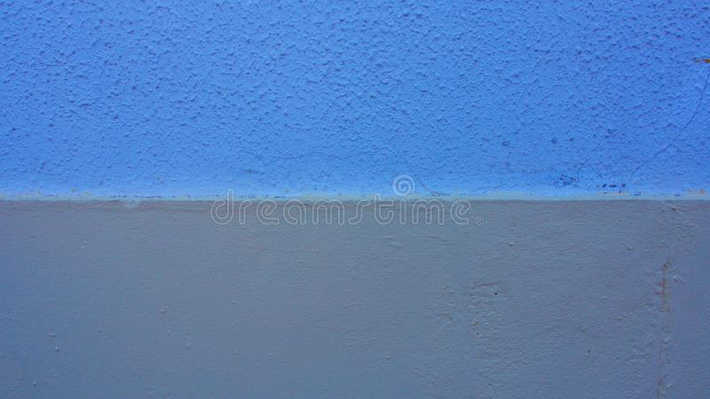 Abstract blue and grey wall texture for background usage stock photography
