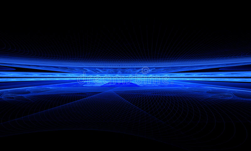 Download Abstract Blue Horizon Royalty Free Stock Images - Image: 12701769