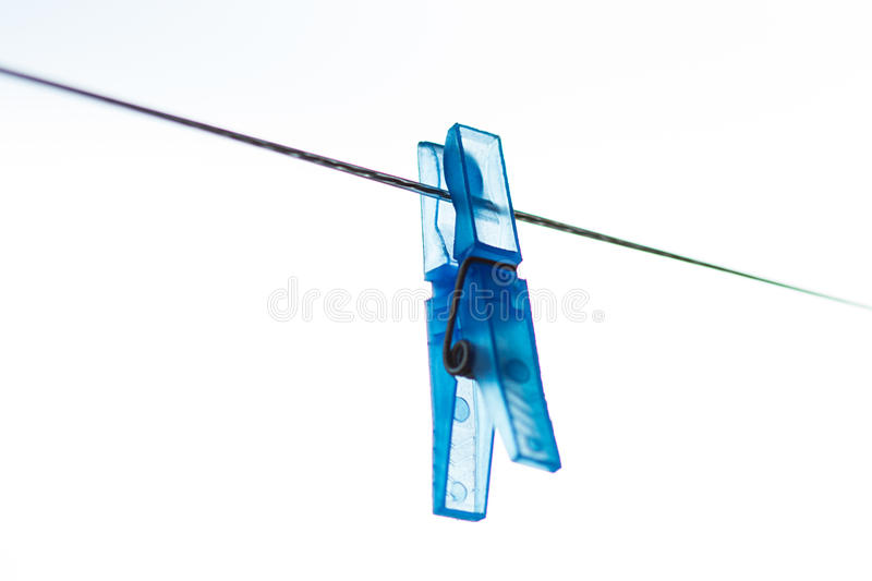 Download Abstract Blue Laundry Pin Stock Photo - Image: 38901627
