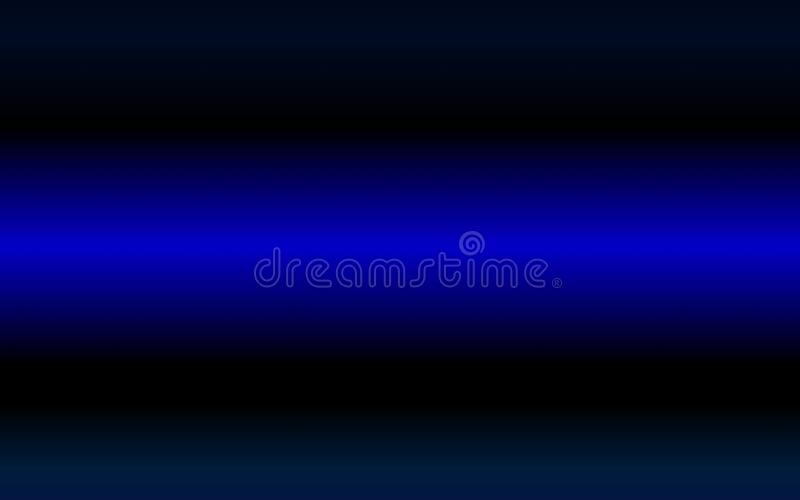 Abstract blue light background color stock illustration