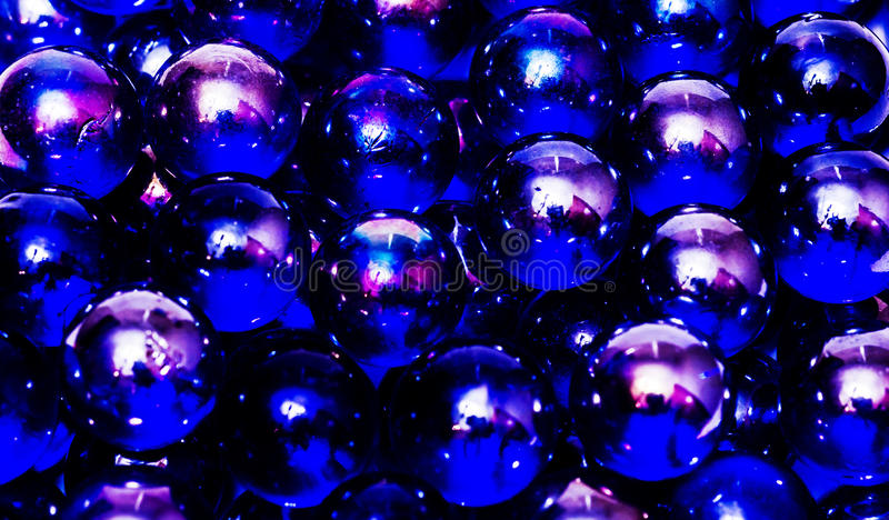 Abstract Blue Marble Background. royalty free stock photo