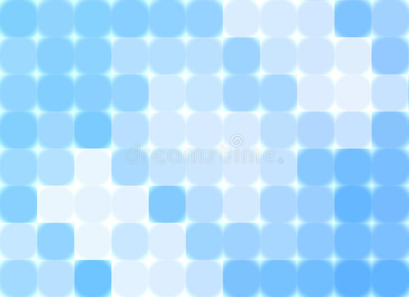 Download Abstract blue mosaic stock photo. Image of smooth, white - 22601472