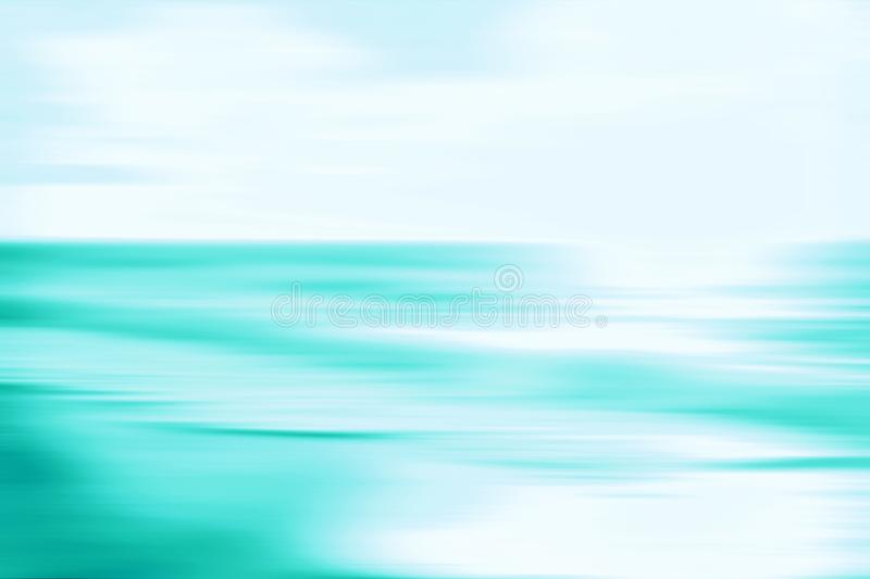 Abstract sea blue background stock photos