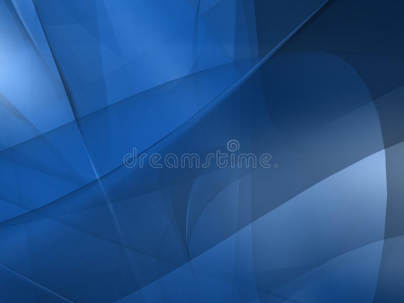 Abstract blue shape stock images