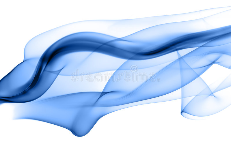 Download Abstract blue smoke stock image. Image of futuristic, fabric - 2229001