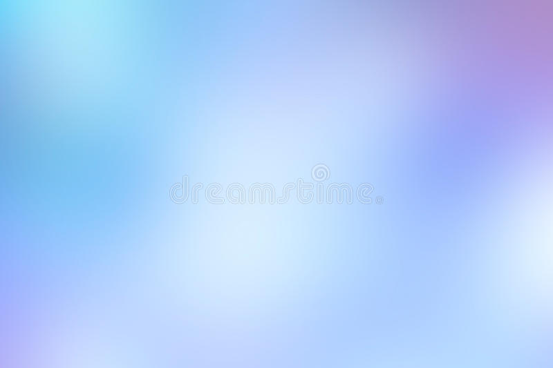 Abstract blue soft background with gradient highlights stock photo