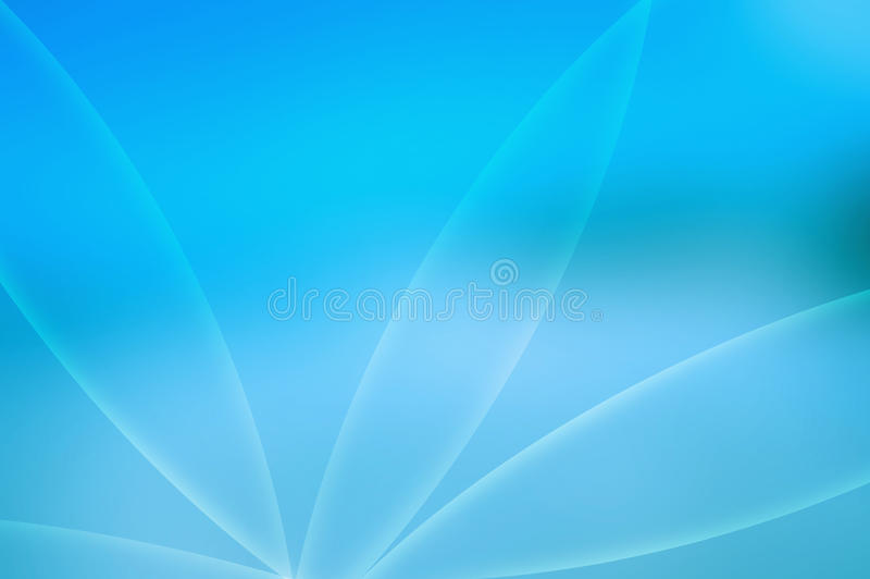 Abstract blue texture royalty free illustration
