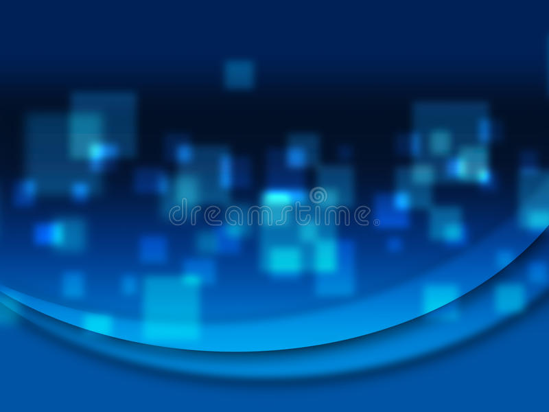 Abstract Blue Texture Design Royalty Free Stock Image