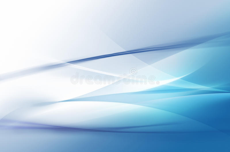 Abstract blue veils background texture royalty free illustration
