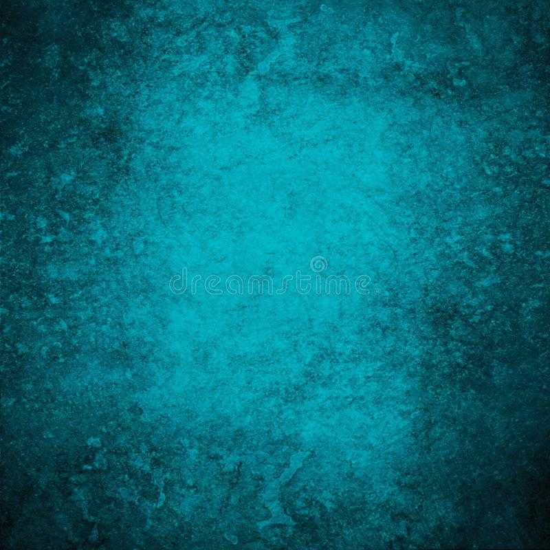 Abstract blue wall background. Texture stock photography