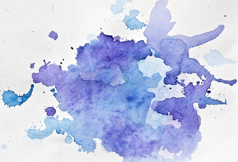 Blue Spots When Painting