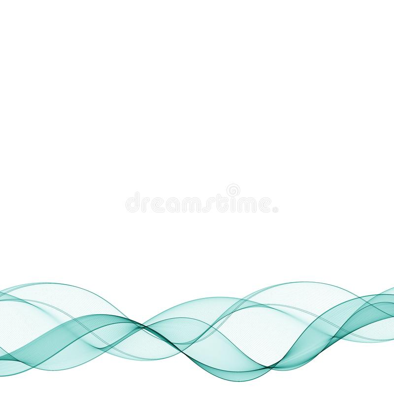 Abstract blue wave. design for business idea. presentation layout. eps 10. Abstract blue wave. design for business idea. presentation layout, background, sea vector illustration