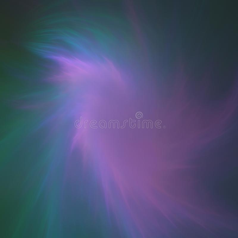 Abstract blur background, pink, green and blue colors vector illustration