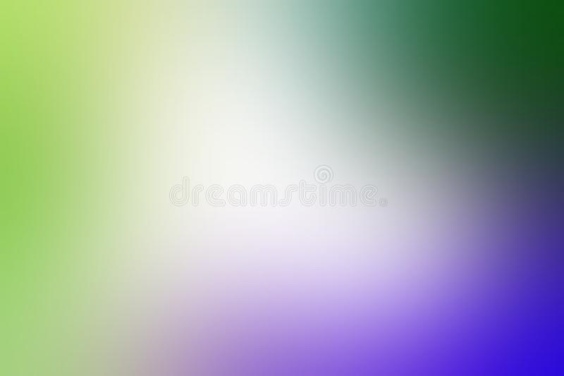 Colorful blur abstract shaded background wallpaper, vector illustration. stock photography