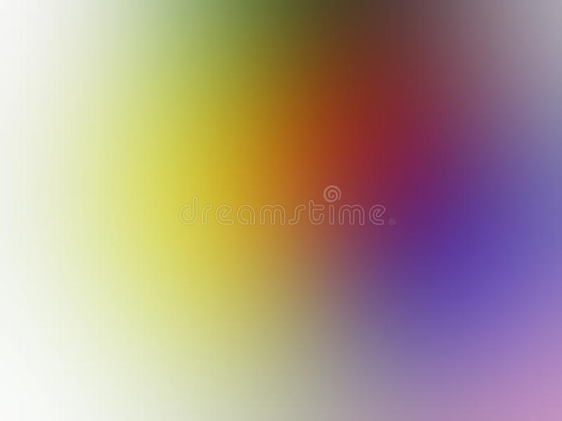 Colorful blur abstract shaded background wallpaper, vector illustration. Abstract blur background wallpaper, vector illustration. colorful blur shaded stock photography