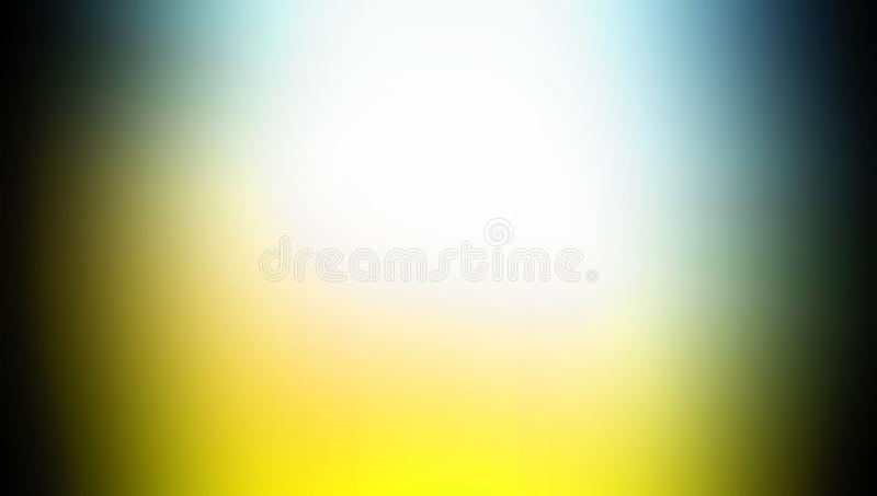 Colorful blur abstract shaded background wallpaper, vector illustration. stock photos