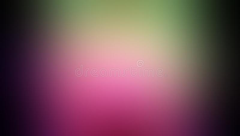 Multicolored blur abstract shaded background wallpaper, vector illustration. royalty free stock photography