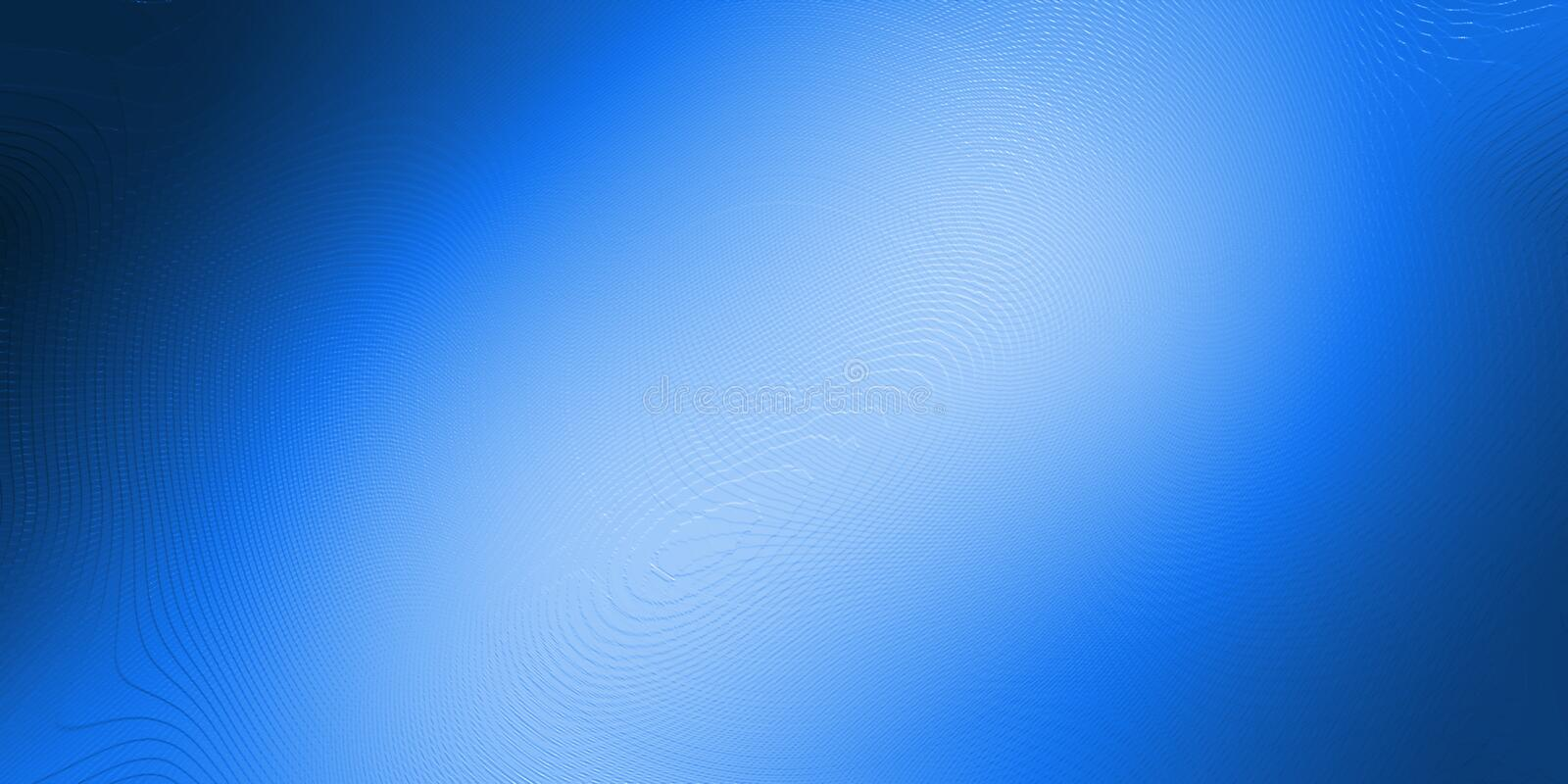 Blue color abstract blur background wallpaper, vector illustration. royalty free stock photography