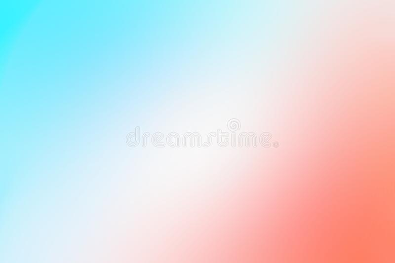 Pastel color abstract blur background wallpaper, vector illustration. stock photos