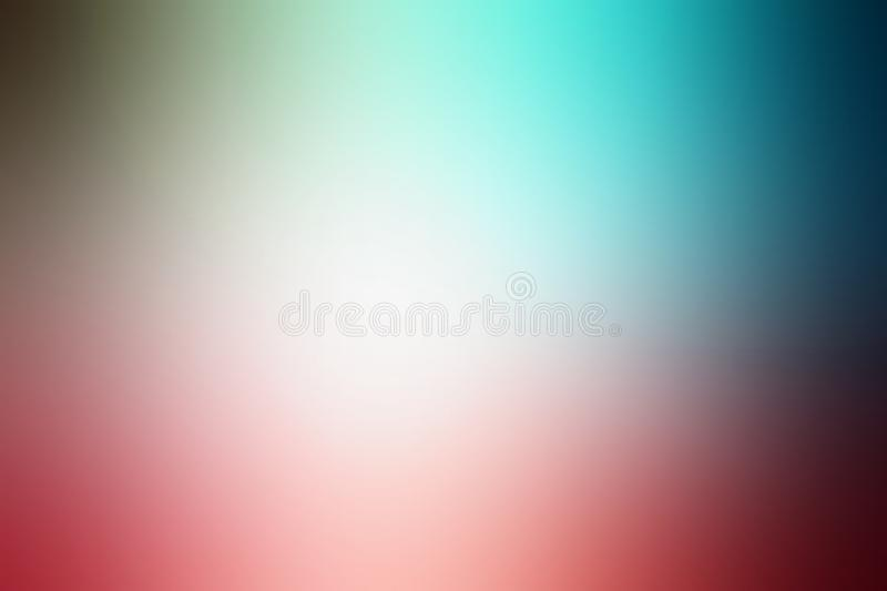 Pastel color abstract blur background wallpaper, vector illustration. royalty free stock photography