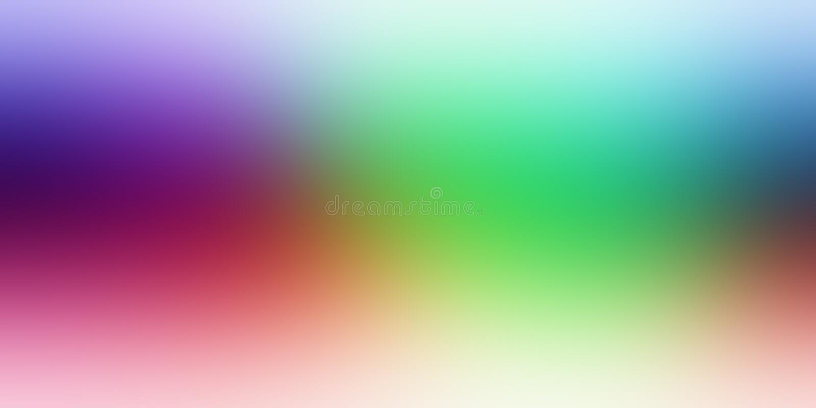 Pastel color abstract blur background wallpaper, vector illustration. royalty free stock image
