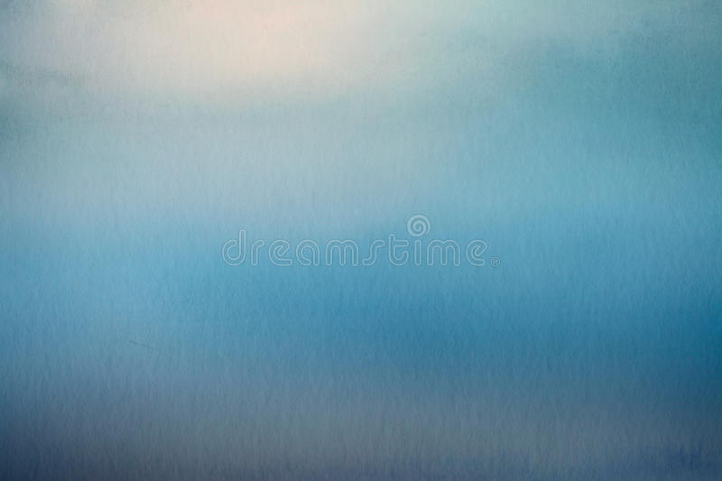 Abstract blur background,watercolor paper overlay. stock image
