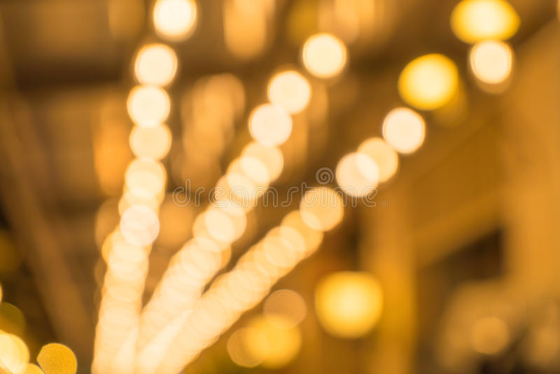 abstract blur bokeh light stock image